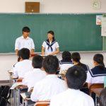 「令和2年度中学生体験入学」を10月10日(土)に実施します。