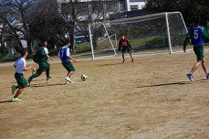 サッカー男子