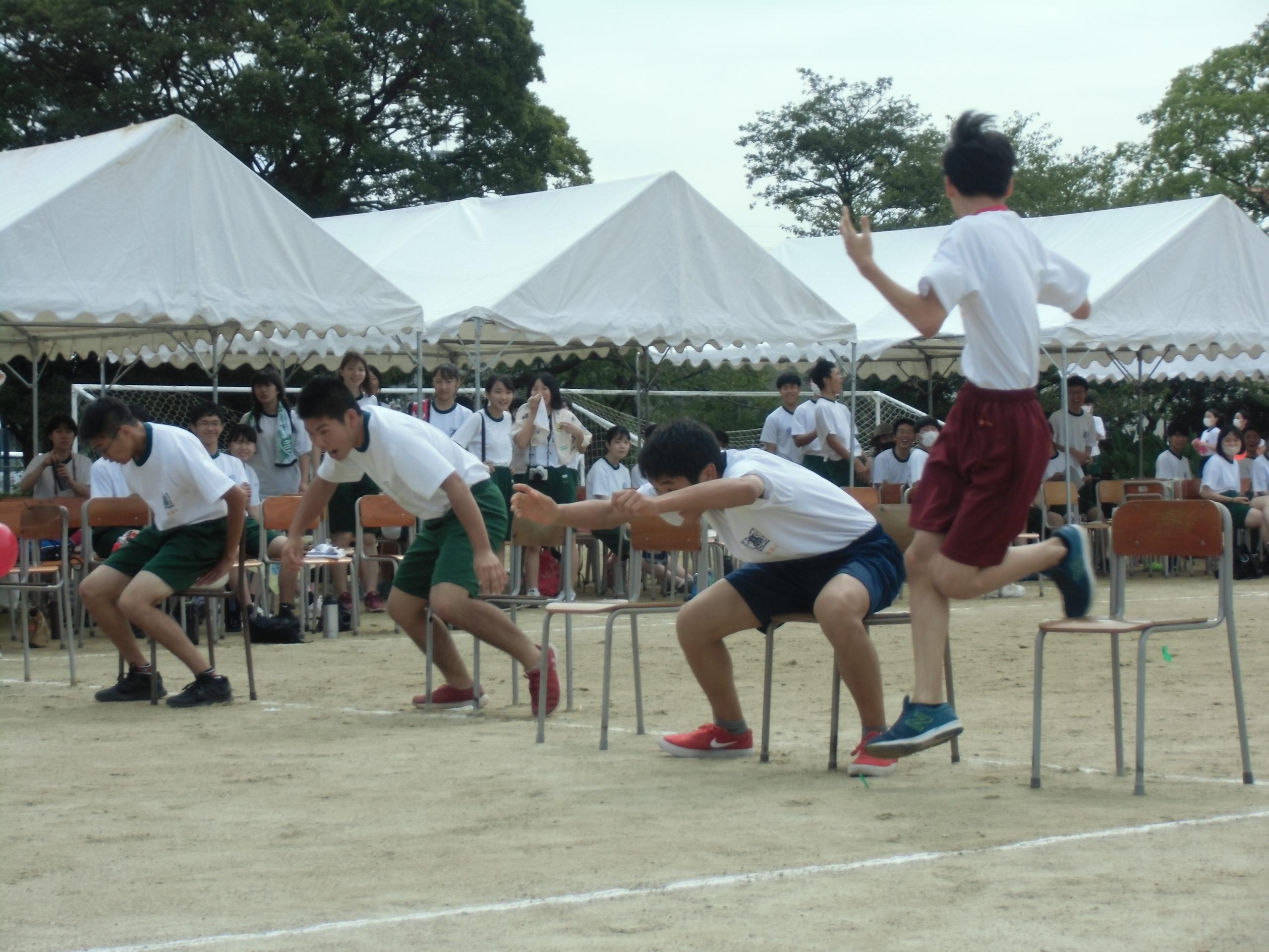 バラエティー競争 (3)